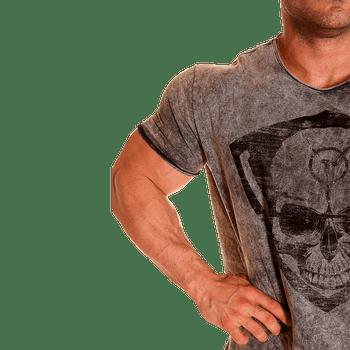 Camiseta-Fear