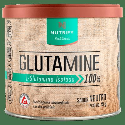 Glutamine Nutrify  vegana - Imunidade