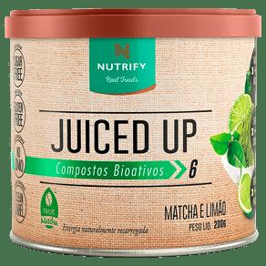 Juiced Up Nutrify - Bebida Energética Natural