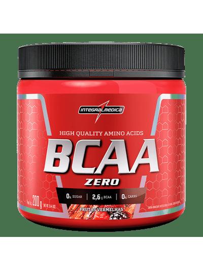 BCAA Zero Frutas Vermelhas - Integralmédica