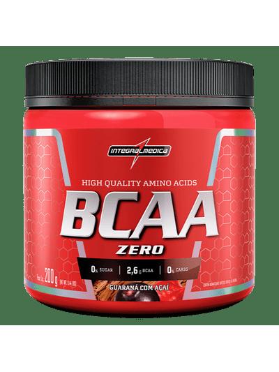 BCAA Zero Guaraná com Açaí - Integralmédica