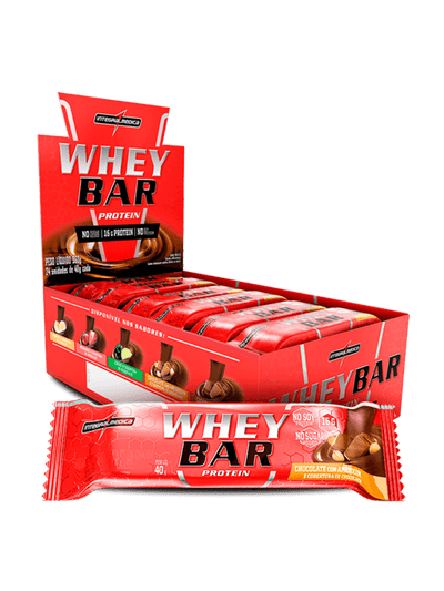barra-proteina-whey-bar-chocolate-amendoim-24-unidades-integralmedica