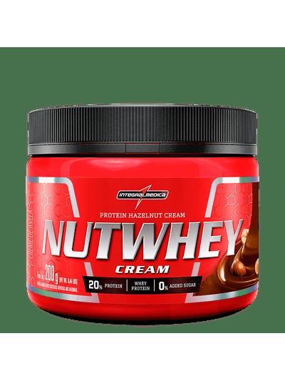 NutWhey - Creme de avelã