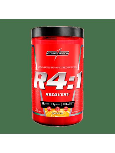 R4:1 Laranja - Composto de proteínas e carboidratos