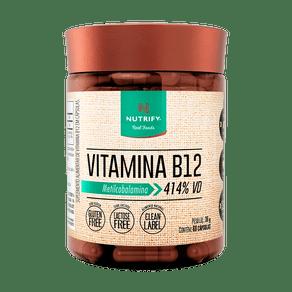 Vitamina B12 - Benefícios para o seu organismo