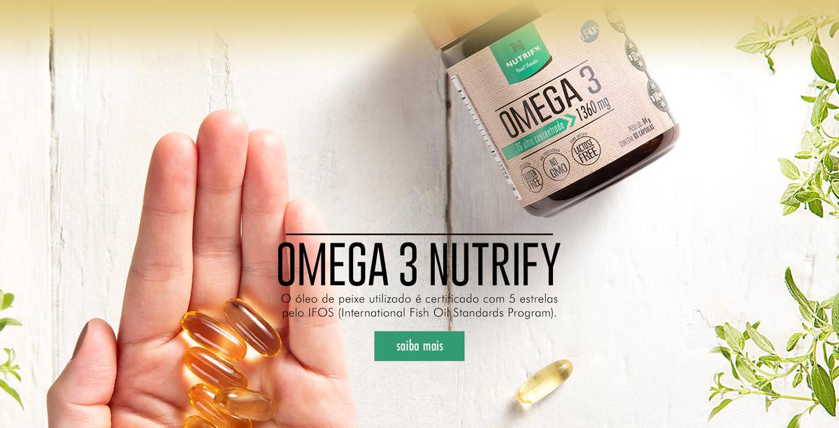 Banner - Omega 3