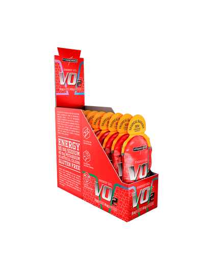 VO2 Energy Gel Banana - Carboidrato em gel