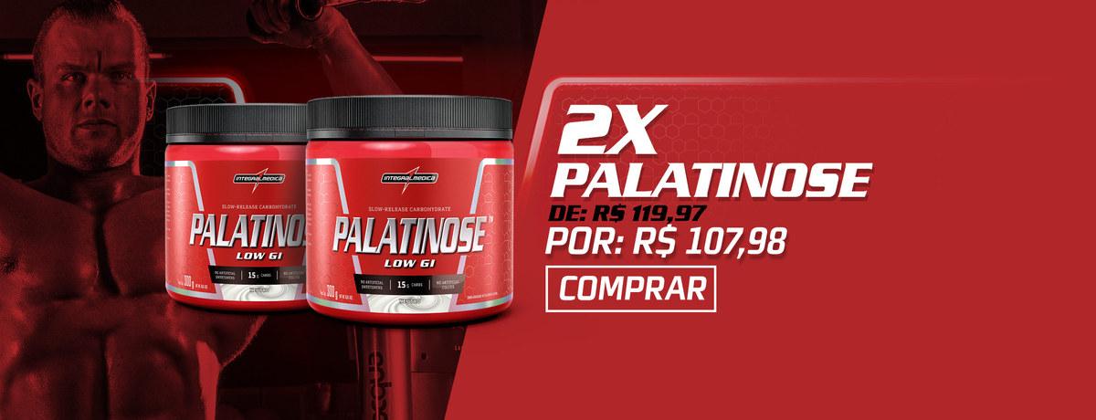 Promoção Semanal - 2x Palatinose
