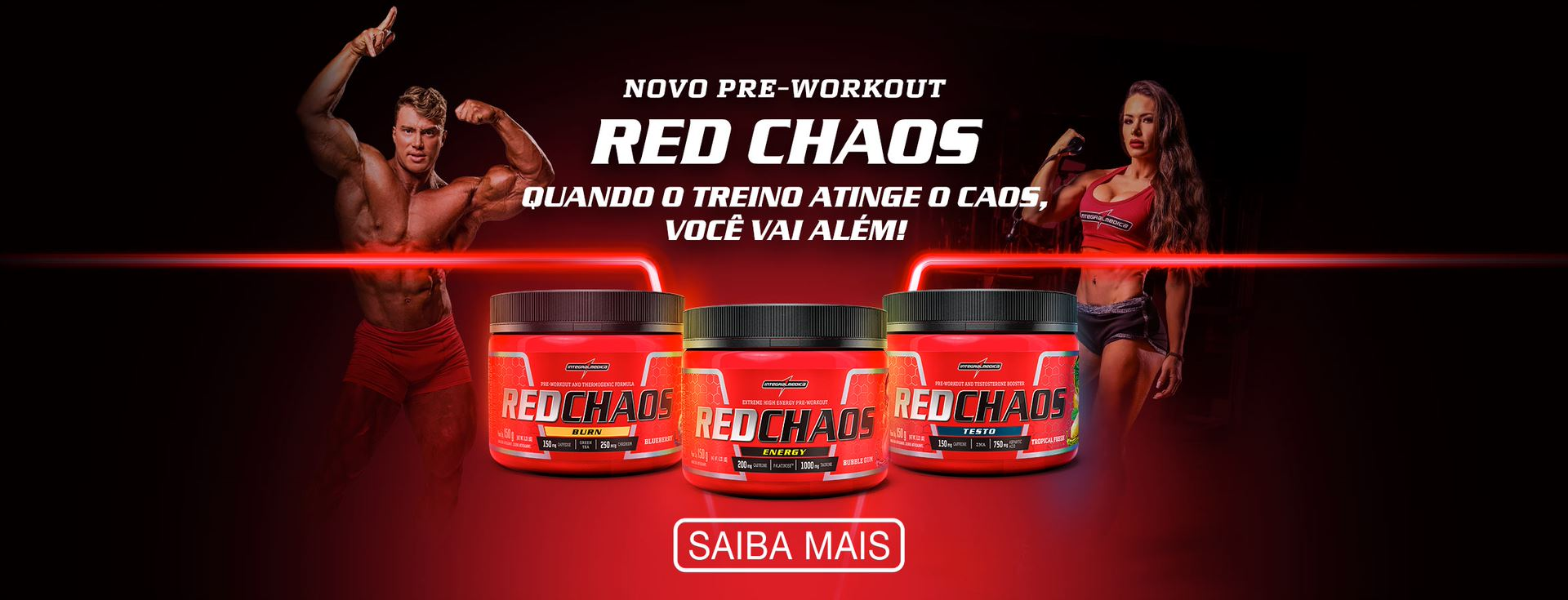Banner - RED Chaos