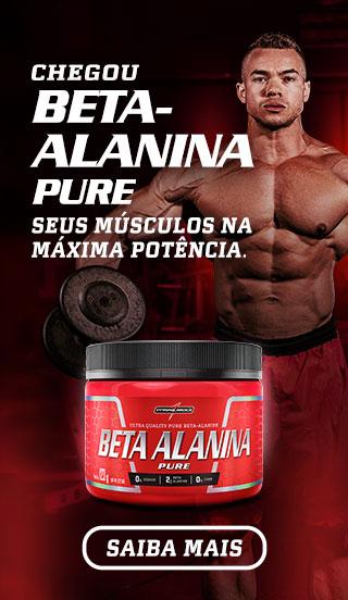 lancamento Beta Alanina