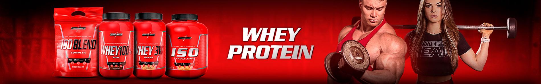 Categoria Banner Whey Protein Desktop