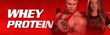 Categoria Banner Whey Protein Mobile