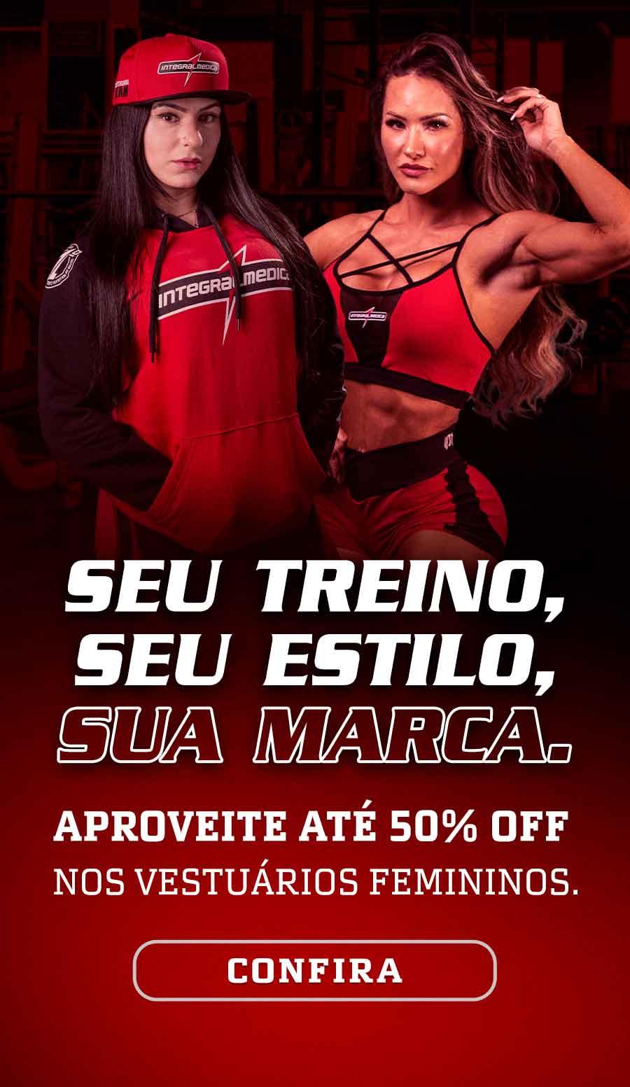 Banner Vestuário com 40% off