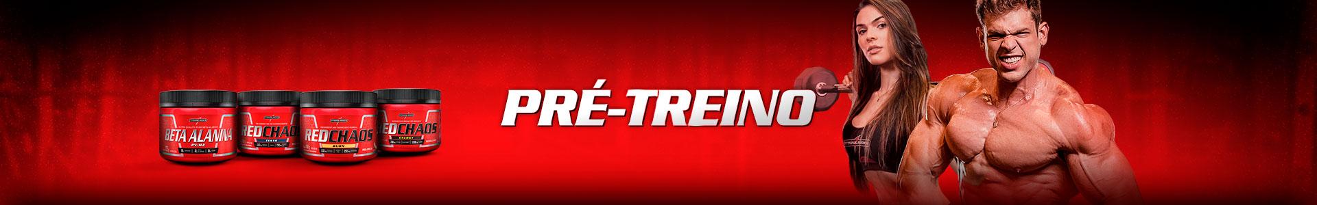Banner - Pré Treino - Desktop