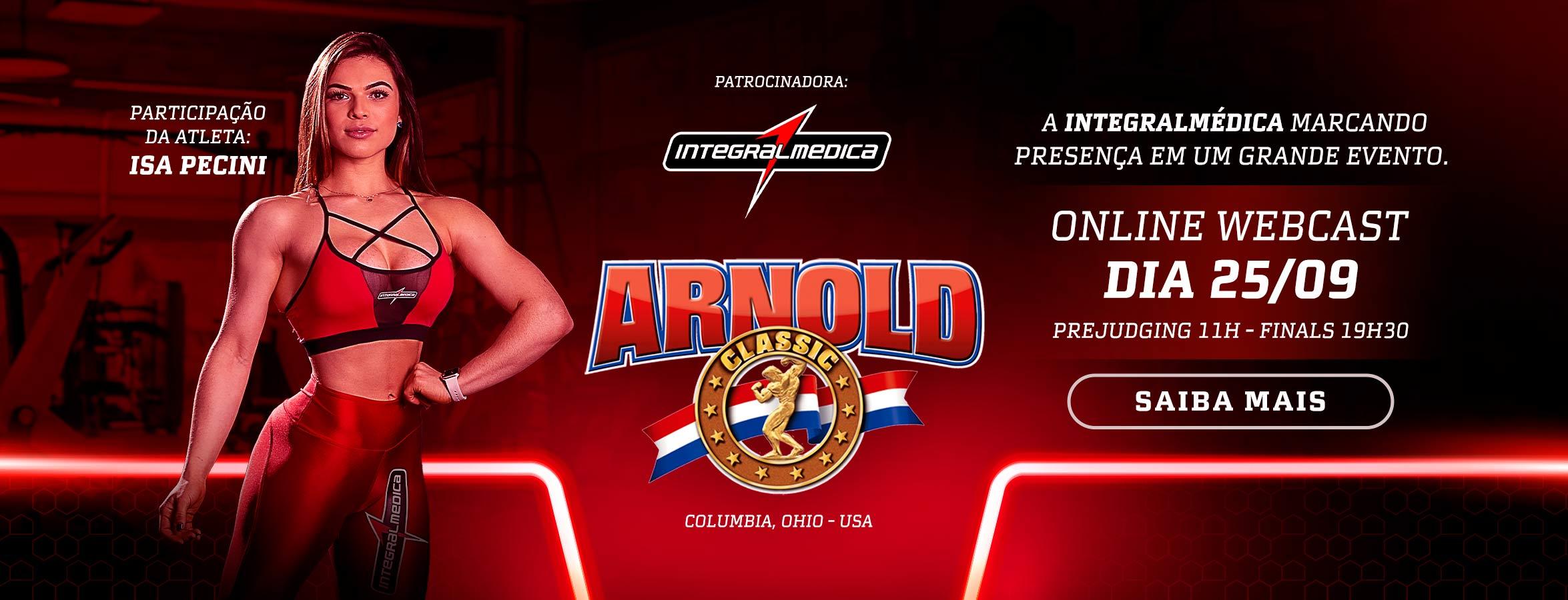 Evento Arnold